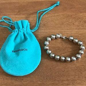 Tiffany & Co. Sterling Silver Ball Bracelet